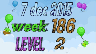 Angry Birds Friends Tournament Week 186 level 2