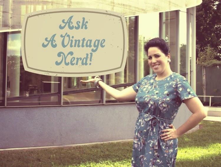 A Vintage Nerd, Vintage Blog, Vintage Lifestyle Blog
