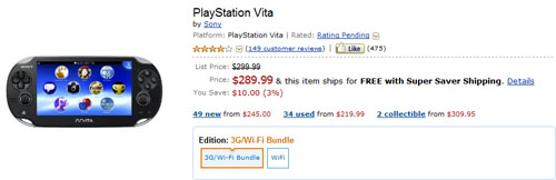 PS Vita Coupon