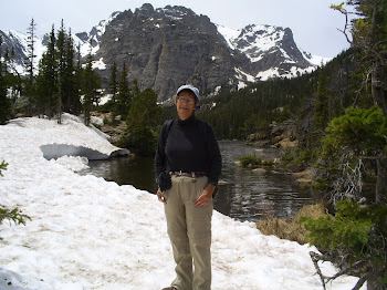 In the Rocky Mountain National Park
