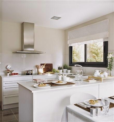 Deco una isla en mi cocina virlova style for Cocinas pequenas con isla