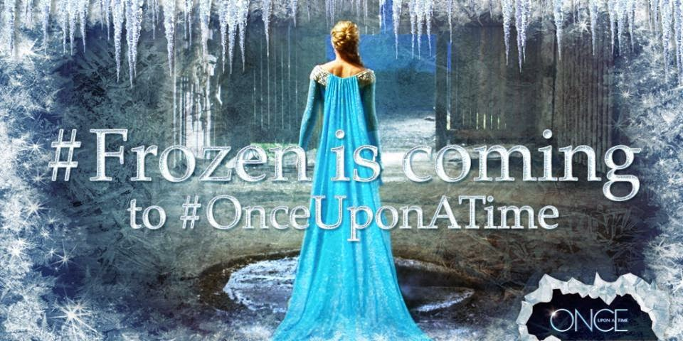 Once Upon A Time Frozen Crossover