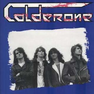 Calderone  - Calderone (EP) (1988)