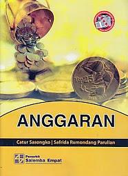 toko buku rahma: buku ANGGARAN, pengarang catur sasongko, penerbit salemba empat