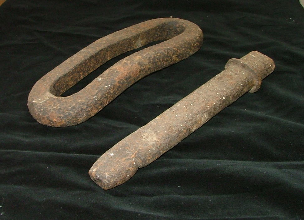 Link And Pin Coupler : Voices of harvey county tools from our collection the