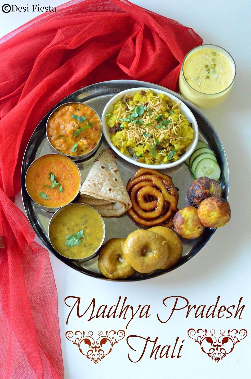Madhya Pradesh Cuisine of Madhya Pradesh, Popular Food of Madhya Pradesh