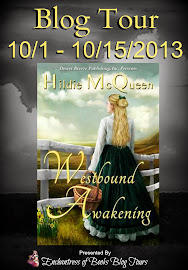 Westbound Awakening Blog Tour