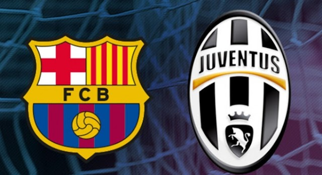 Final da UCL entre Juventus x Barcelona no mundo virtual