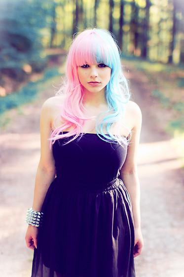 Onlyfashionforgirls pelo de colores 191 arriesgado o 191 bonito