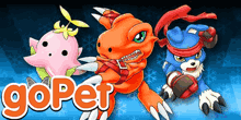 Game gopet phiên bản 115 cho Android Java