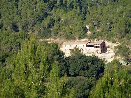 Can Ràfols des dels Boscos de Can Tarrida