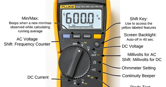 Robotics How To Use A Multimeter
