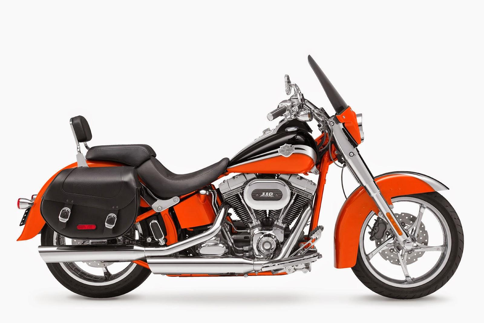 Harley-Davidson CVO Softail Convertible FLSTSE Owner's ...