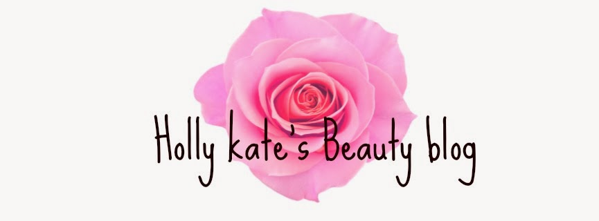 Holly Kate Beauty Blogger