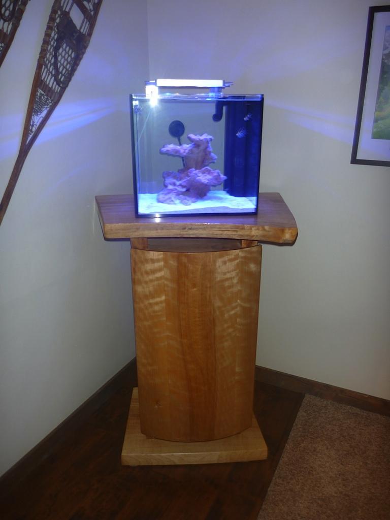 Idvw Design Aquarium Cabinet
