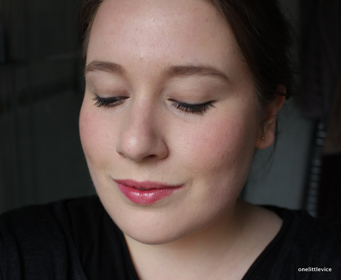 one little vice beauty blog: everyday makeup alternative