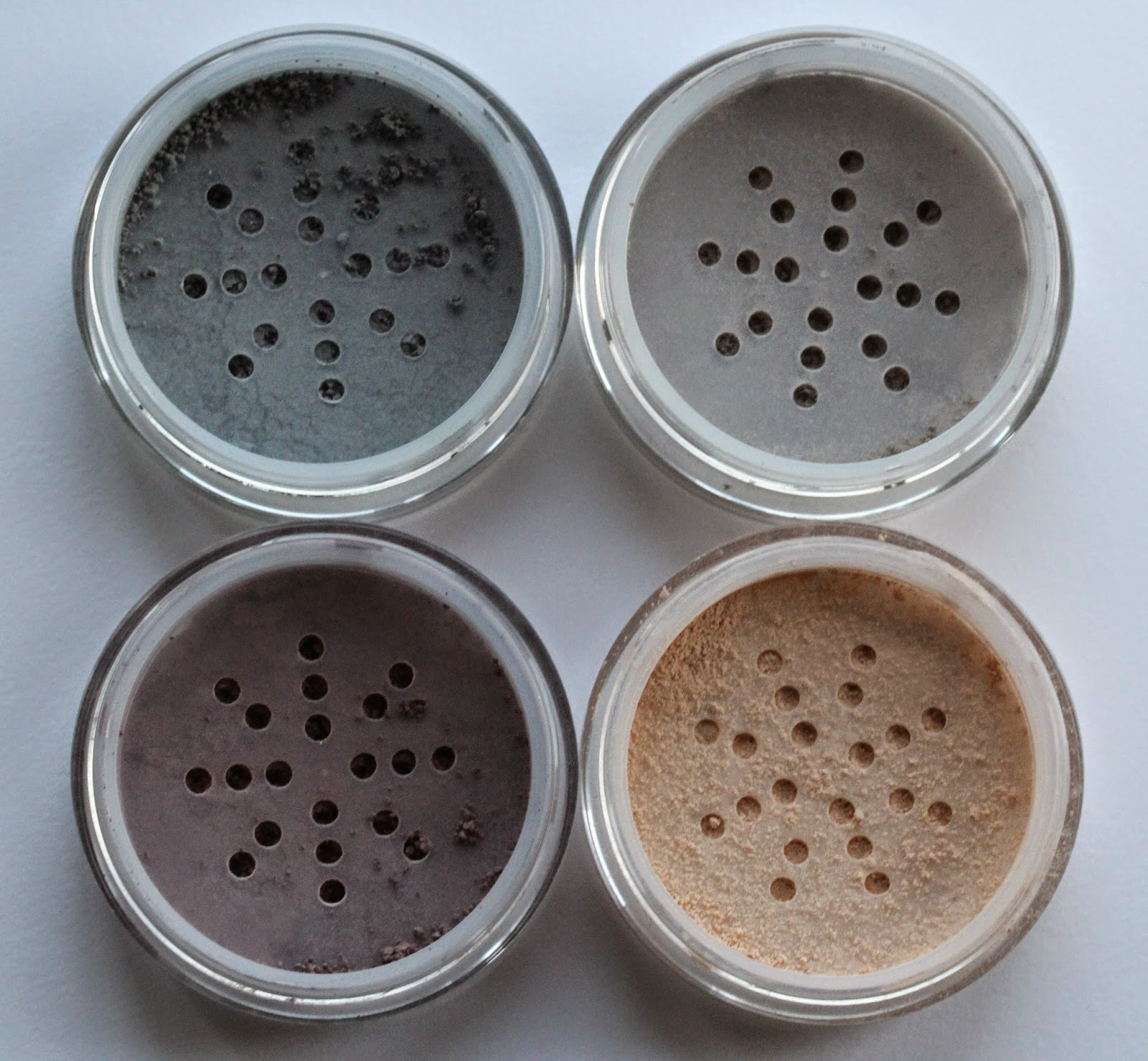 Shiro Cheekbones contouring powders