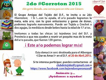 2do Gorroton RECEPCION HASTA EL 20 DE ABRIL