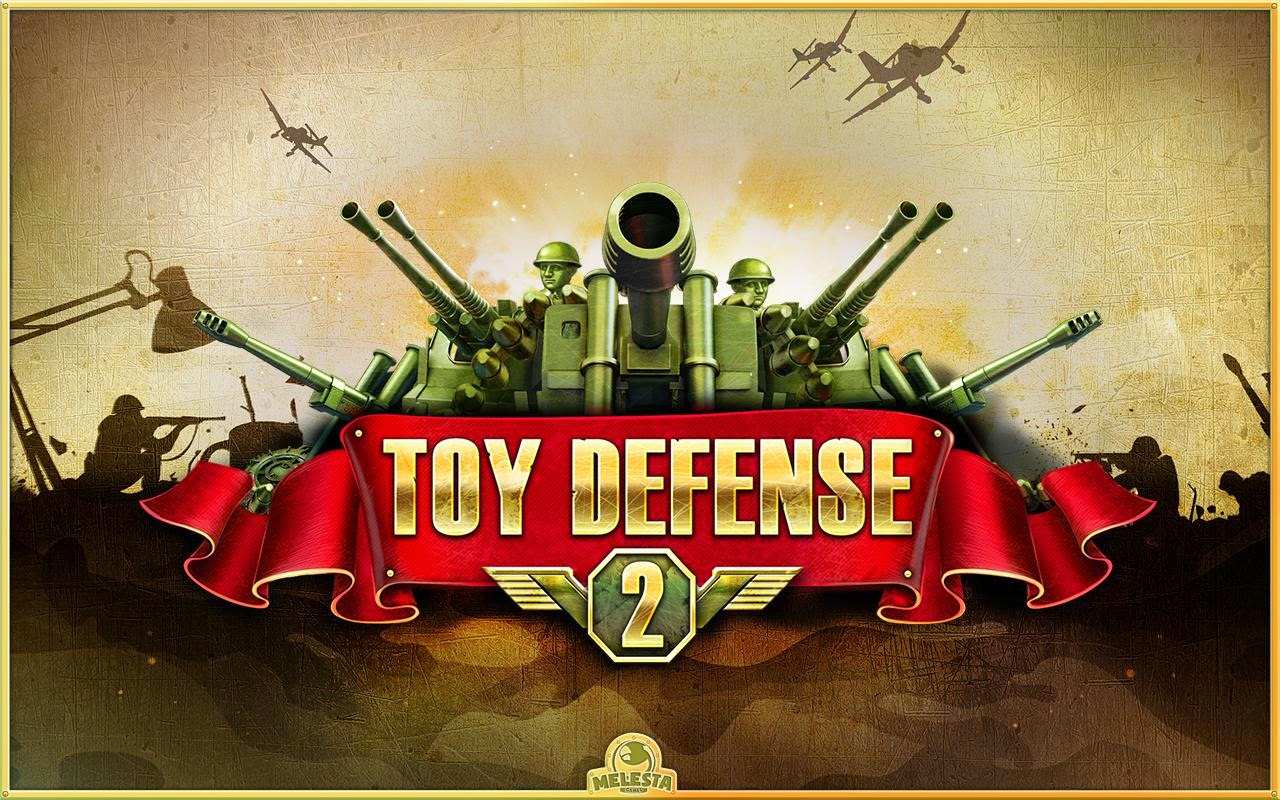 Game Toys Defense 2