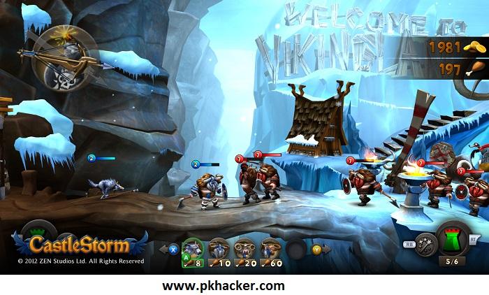 Descargar CastleStorm Highly Compressed PC Game Free Download (2013)