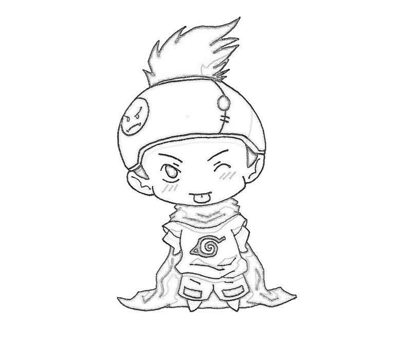 konohamaru-cute-coloring-pages