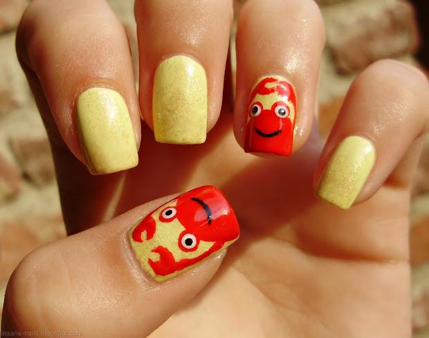 happy crab nails - insanenails