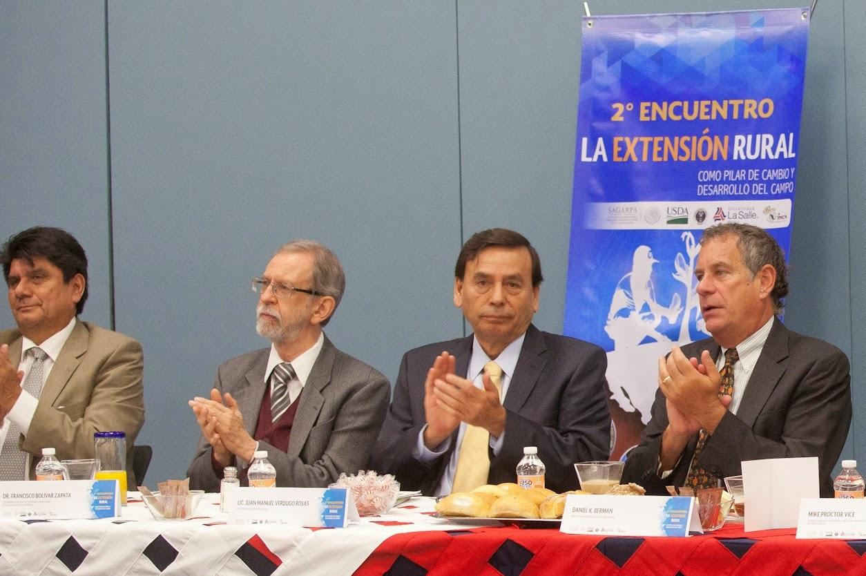 Extensionismo Rural en México