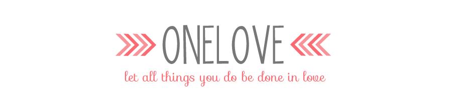 oneLOVE:
