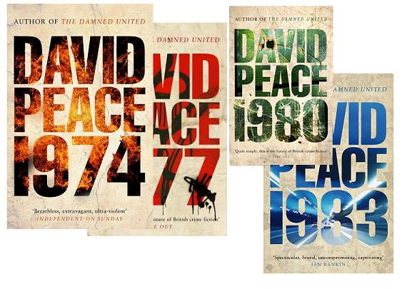 David Peace. 1974. Red Riding Quartet