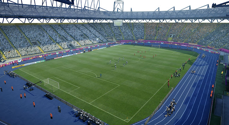 PES 2012 Metalist Stadium by jnny