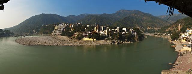Meandro en Rishikesh