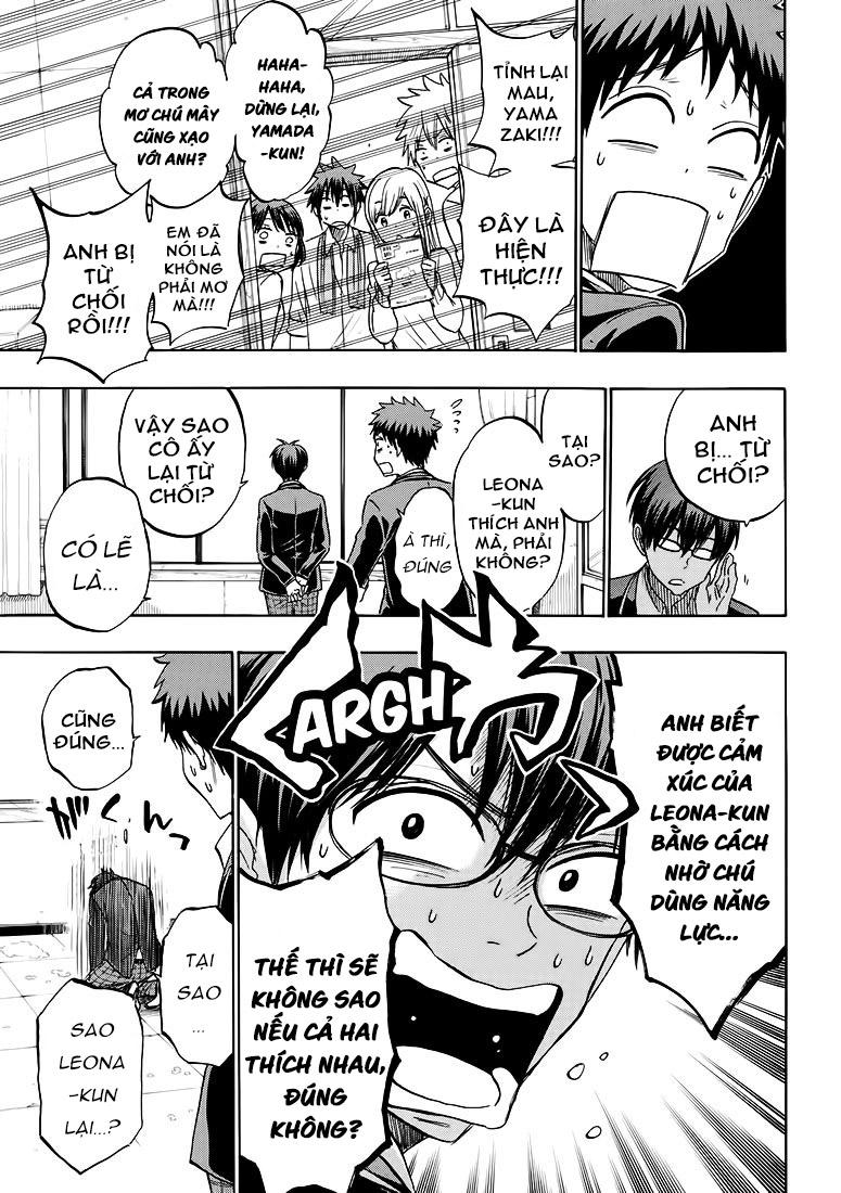 Yamada-kun to 7-nin no majo chap 183 Trang 16 - Mangak.info