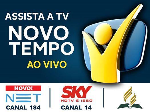 ASSISTA A TV NOVO TEMPO NA SKY NO CANAL 14