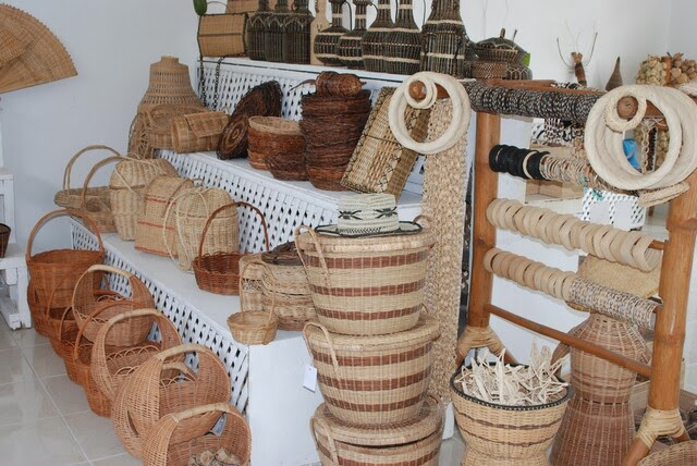 Basket Weaving Example Of Which Industry : Bohol s roving eye here why antequera is the basket