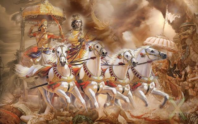 रामायण महाभारत का एक अंतर