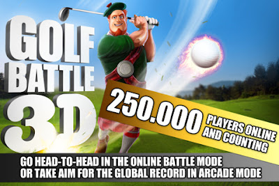 Golf Battle 3D