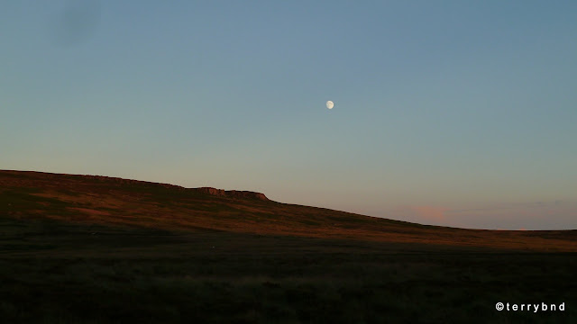 Moscar Moor and Stanage Edge