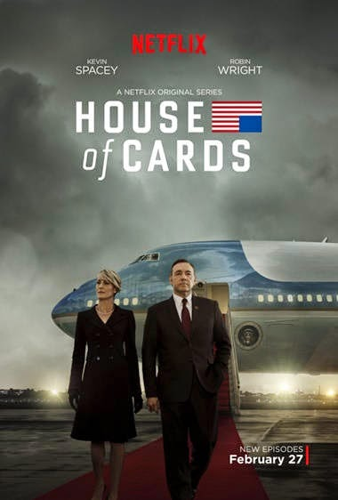 House of Cards Temporada 3 Completa Latino