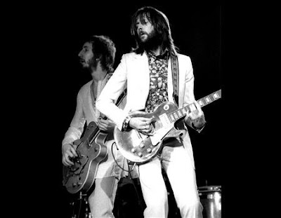 eric clapton & pete townshend no rainbown concert