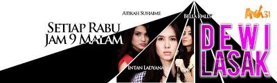 Tonton Dewi Lasak Slot Aksi TV3 Full Episod