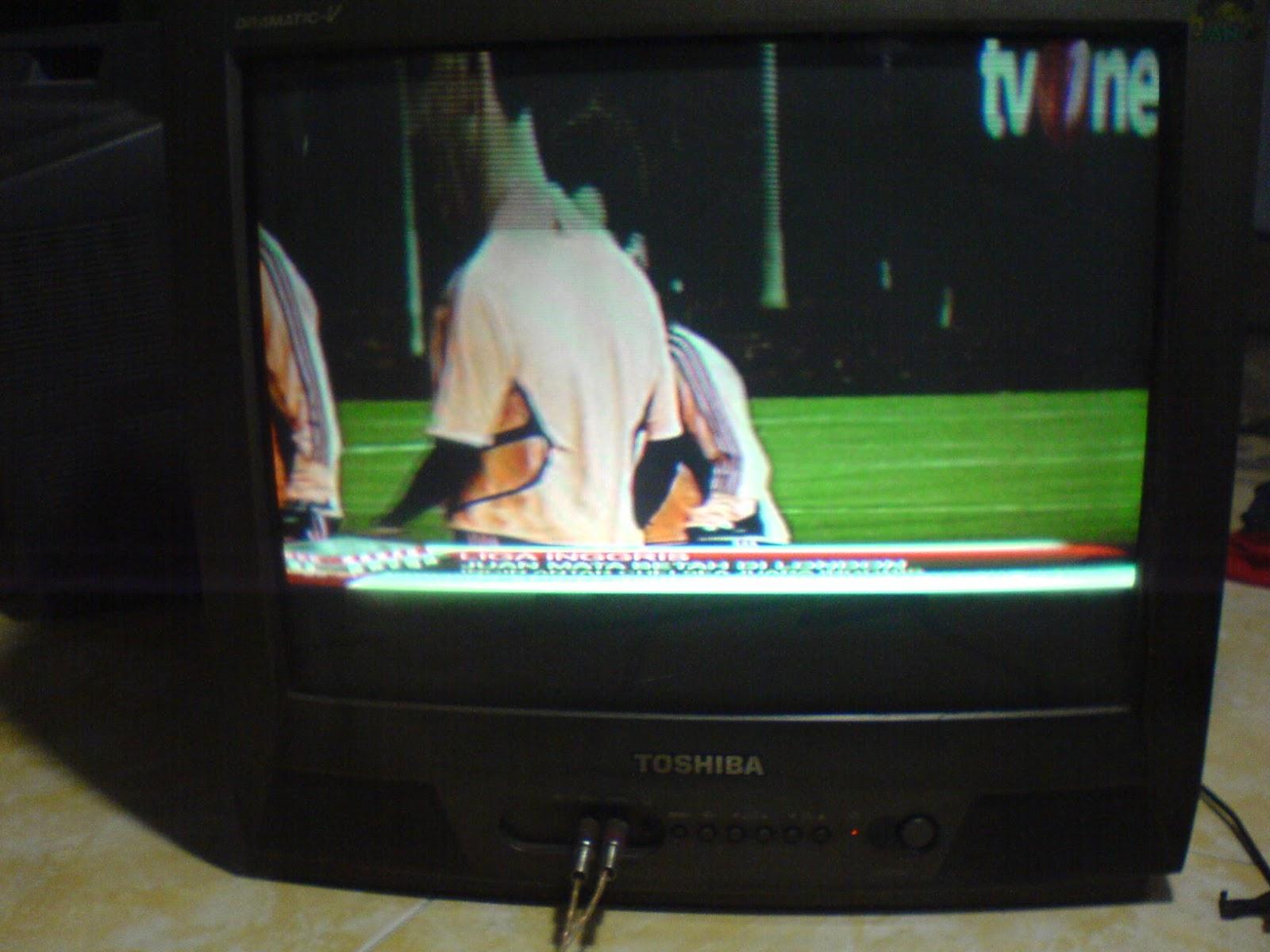 TV Toshiba Cacal Vertikal Ndory Servis