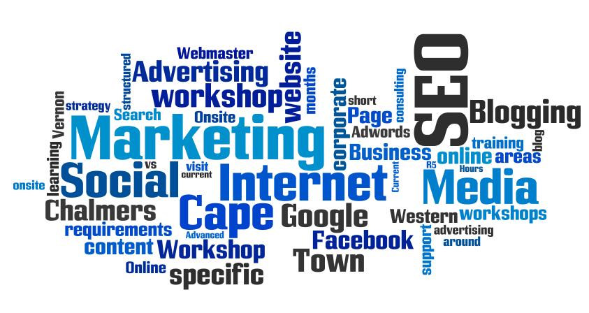 Internet Marketing / SEO / Social Media Short Course Modules Cape Town 2014 / 2015