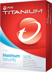 Trend Micro Titanium Maximum Security 2014 7.0.1127