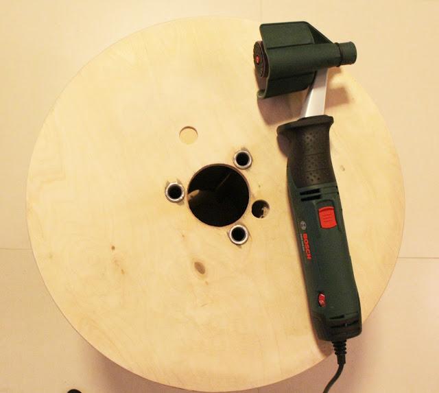 szlifierka rolkowa bosch,jak szlifować drewniane powierzchnie, krok po kroku DIy, zrób to sam majsterkowanie