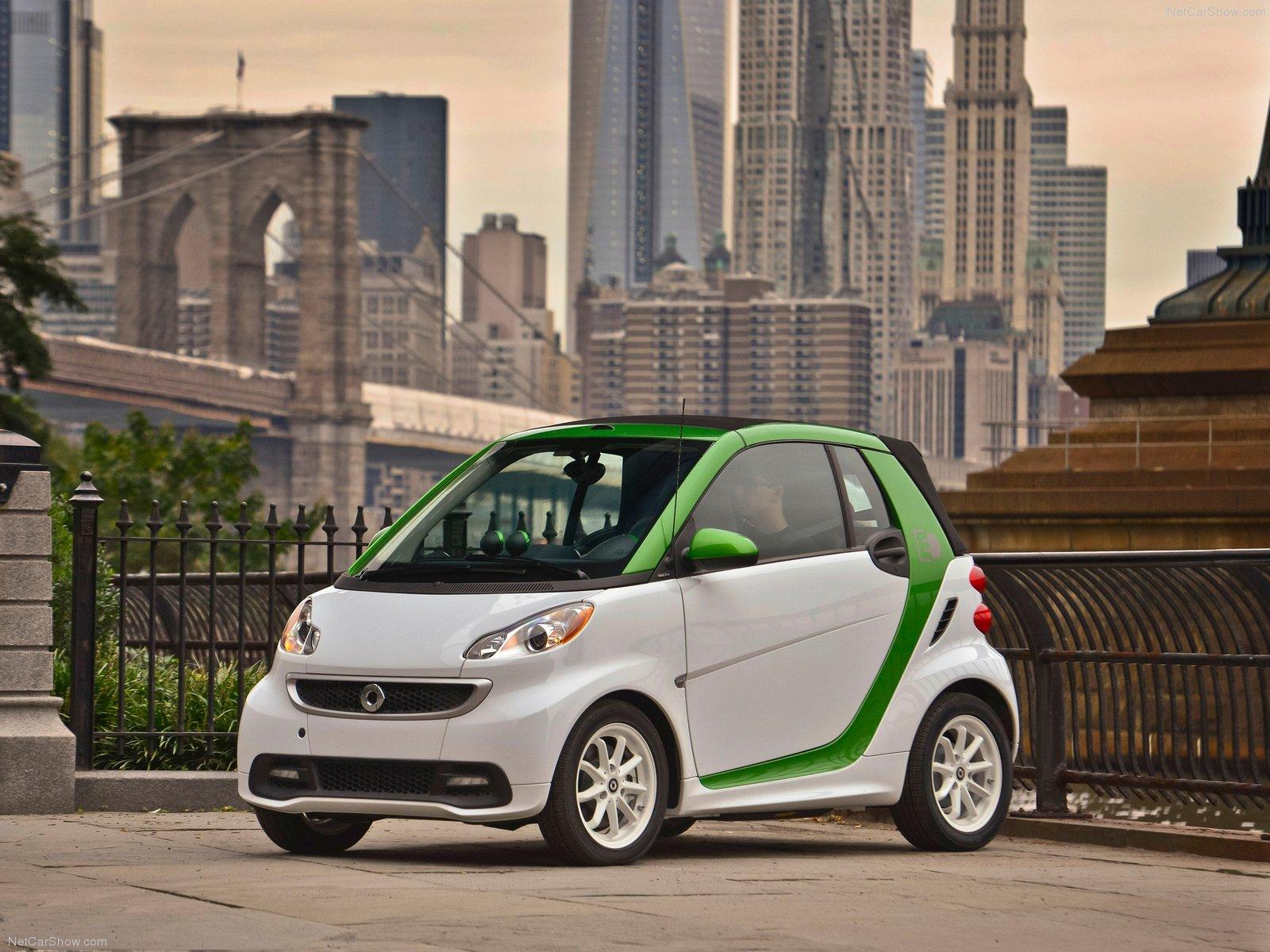 Hình ảnh xe ô tô Smart fortwo electric drive 2013 & nội ngoại thất