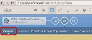 Gambar panduan Membuat Website Sekolah Lewat Situs Padamu Negeri