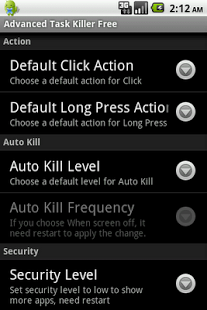 Advanced Task Killer Pro Free Full Apk