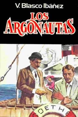 Portada del libro los argonautas descargar en epub y pdf gratis