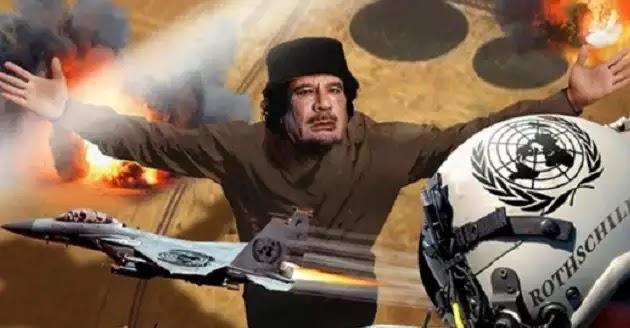 Ο Ασαντ «ρίχνει χημικά», ο Σαντάμ «είχε χημικά», Ο Καντάφι έκρυβε χημικά: Η προπαγάνδα ως προκάλυψη της επίθεσης των ΗΠΑ