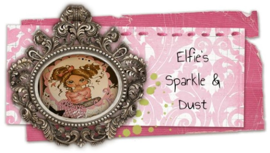 Elfie&#39;s sparkle and dust